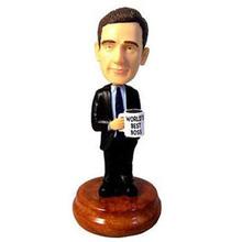 The World's Best Boss Michael Scott Cheap Bobblehead for Office