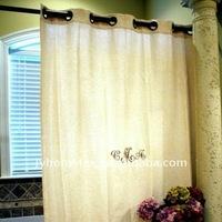 100%cotton printing curtain