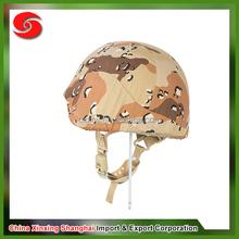 Anti-UV light good resistance standard ballistic protective helmet