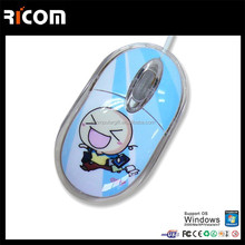 factory direct mouse computer parts,cord computer optical mouse,latest computer mouse model--Shenzhen Ricom