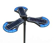 2015 New Super Bright 5W Solar Garden Light Pole Light