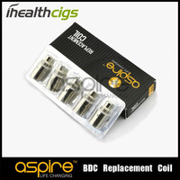 BDC Aspire atmizer BDC 5 ET BDC 20pcs/lot BDC Coil head