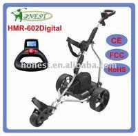 Easy Use Smart Powerful Remote Control Golf Caddy (HMR-602Digital)