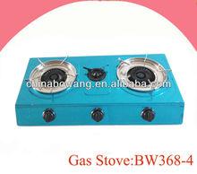 La mejor calidad de mesa triple quemador de gas de aceroinoxidable cocina( bw368- 4)
