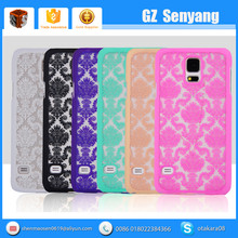 For Samsung Galaxy S6 Edge Plastic Cell Phone Case