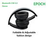 2015 Universal over ear Wireless Headphone with Microphone stereo Bluetooth Headset Earphone