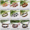 fashion new trends braided cord cotton string friendship bracelet