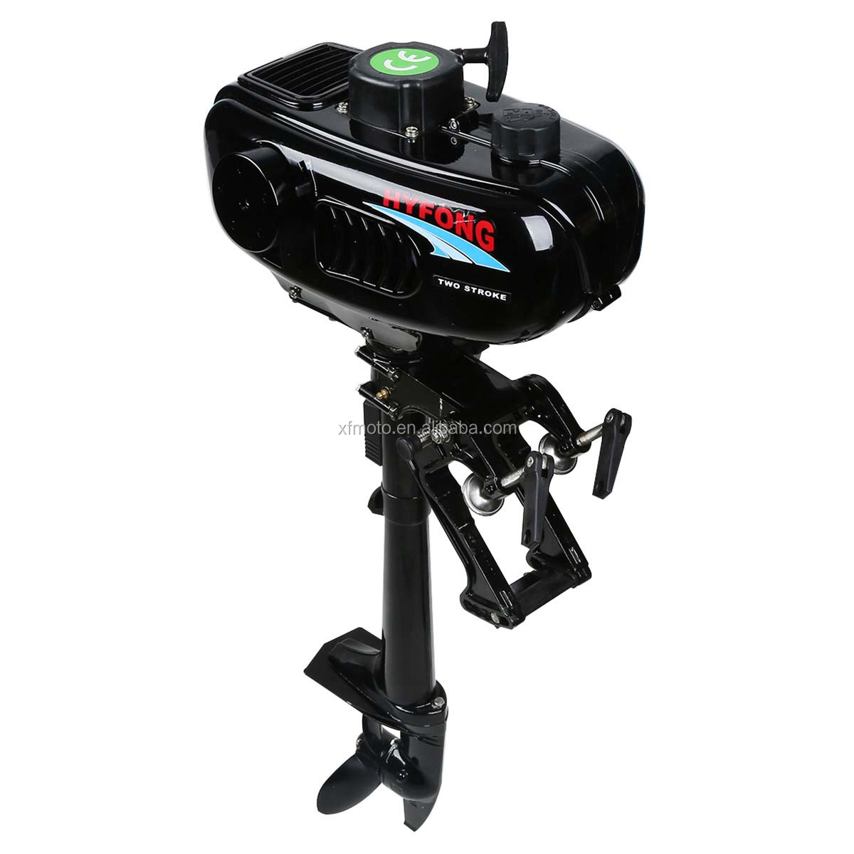 New 2hp outboard motor boat engine updated with 2 stroke for New outboard boat motors