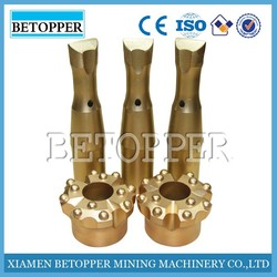 Long life tungsten carbide Granite and Marble Mining stone router bit