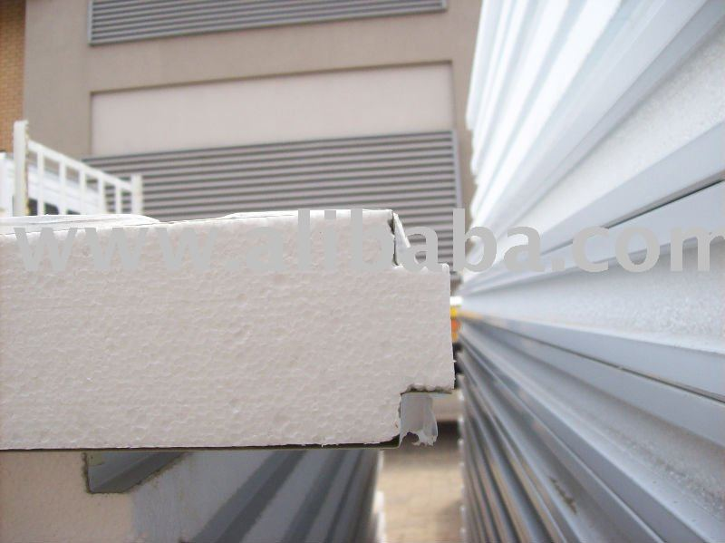 Insulated polyurethane or polystyrene panels buy insulated polyurethane or - Polyurethane ou polystyrene ...