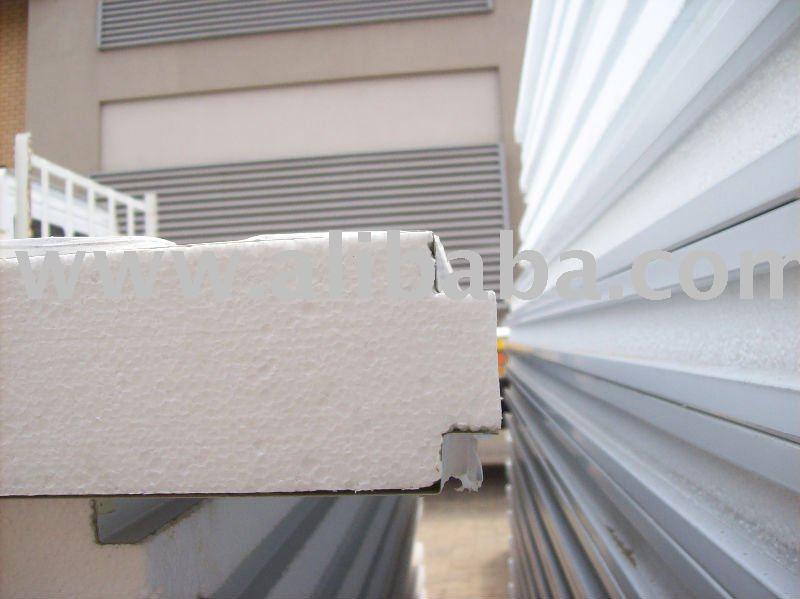 Insulated polyurethane or polystyrene panels buy insulated polyurethane or - Polyurethane ou polystyrene ...