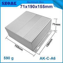 china supplier amplifiers aluminum case for electronic pcb