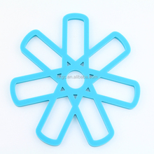 Pizza Pad/silicone Mats Anti-slip Small Silicone Pad Mat Perforated Silicone Mat