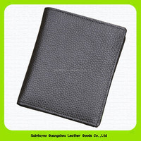 15563 Best selling Top grain leather Wallet leather for men