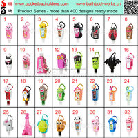 wholesale hand sterilizers silicone holders