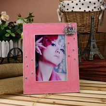 rhinestone photo frame 10.1inch digital photo frame edit photo frame