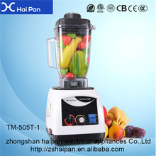 Canada small home appliance 2100w new electric glass blender
