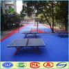 Top quality Products Plastic flooring comfortable table tennis pp flooring