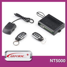 Top grade stylish victor viper vibrating car alarm with PIN code programmable