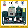 Black oil cleaning water removal waste engine oil filter machine