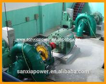 750kw francisco de la turbina de la turbina de agua