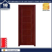 toyota prado 3 doors solid wood door with groove