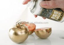 high quality hot sale Can spray paint silver colour DIY decoration 400ML USD0.75