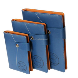 Gift Usage and PU Cover Material A5 moleskin notebook