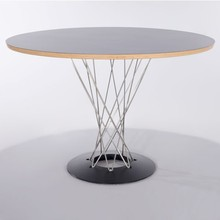 Home furniture round dining table , Cyclone table ,modern dining table