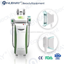 Popular cryolipolysis cool shaping fat freeze slimming machine/cryolipolysis cavitation fat freeze