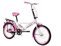 20 INCH /6 SPEED FOLDING BIKE /LADY FOLDING BICYCLE/FACOTRY SUPPLIER