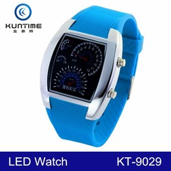 2015 hot selling speedometer sports bracelet led watch alibaba in spain