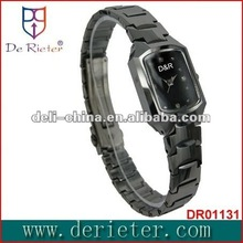 de rieter watch China ali online exporter NO.1 watch factory folded bracelet band watches