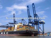 20' or 40' container from shenzhen to UK by sea