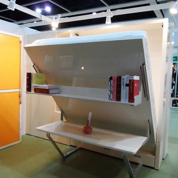현대적인 디자인의 소파 머피 침대 세트를 다기능 침실 가구 ...