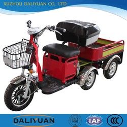 electric tricycle for adults with motor cargo tricycle for sale