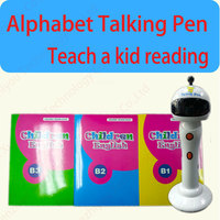 Teaching aids for kindergarten Kids Talking Toys Digital Audio Pens and Books