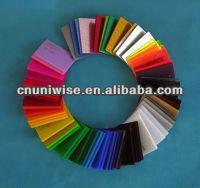 plexiglass acrylic sheet sale/pmma plastic sheet