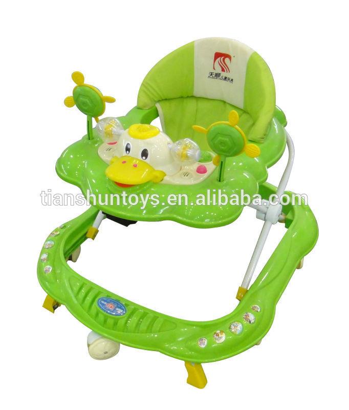 Clásico 2015 fintess bebé walker/caliente de la aptitud de bebé walker--- tianshun