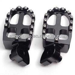 Dirt Bike Foot Peg Inner Cross or X Shape pit bike foot pegs