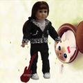 Muñeca de 18 pulgadas, muñeca de silicona real para la venta