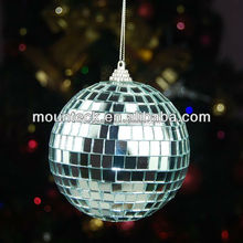 2015 New Arrival Popular Party DJ Mirror Ball Christmas Mirror Balls Ornaments