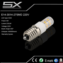 Ce rohs 660lm 7w 6w led edison with good performance