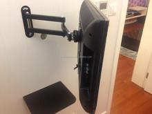 DVD shelf wall mount bracket