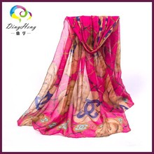 2014 Newest Design Beautiful Wholessale Fashion Lady Scarf