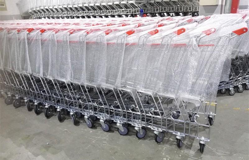 Asia shopping trolley