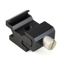 """MENGS Hot Shoe Flash Bracket with 1/4"""" screw 14120001501"""