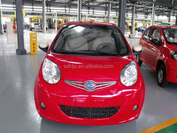 solar electrical cars/electric adult cars with EEC for sale made in china