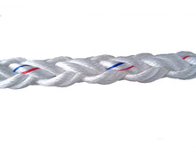 best quality high tension 8 strand polypropylene mooring ropes PP super danline for ship