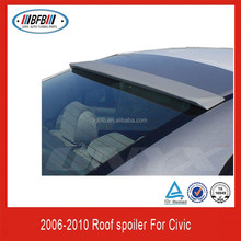 ABS auto rear roof spoiler for HONDA CIVIC roof spoiler 2008-2011
